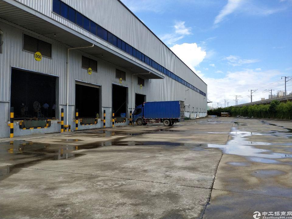 惠州市大亚湾西区标准物流园仓库出租7500平高卸货平台