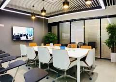 荔湾区精装办公室168平拎包入住可注册公司管家式服务