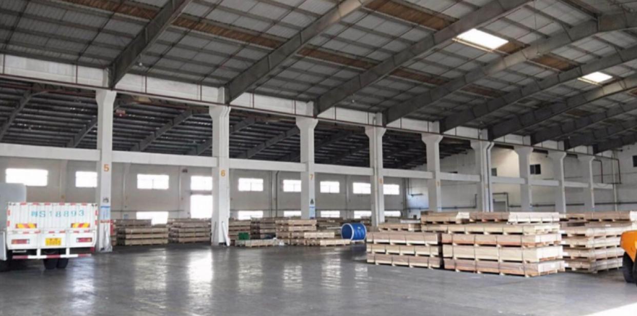 广东物流用地项目出售占地200亩建筑51000平方米