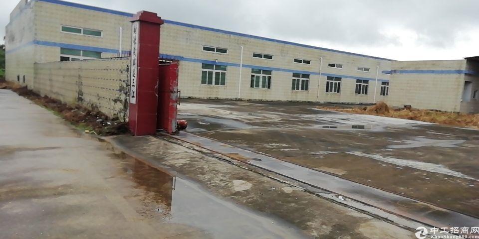 惠州市独院钢构厂房2000平出租