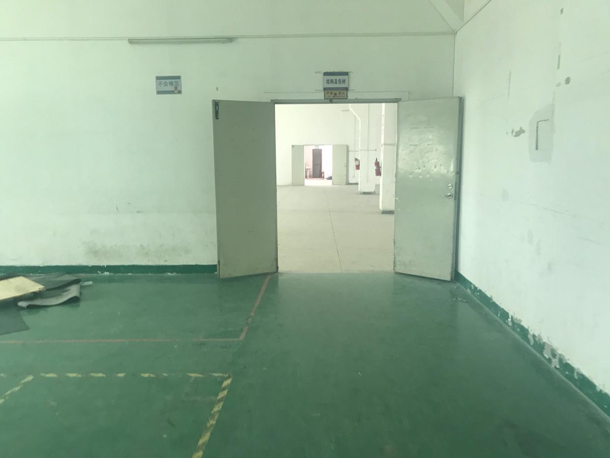 塘厦科苑城独门独院标准两层厂房4400平方出租