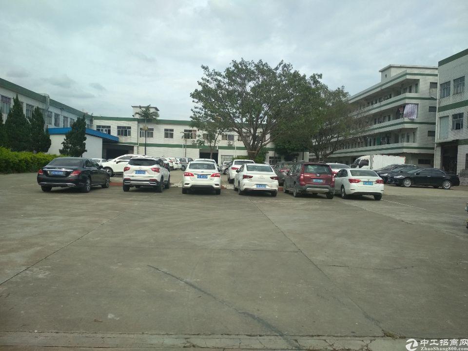 清溪镇主干道新空出800标准二楼带装修办公厂房可办环评