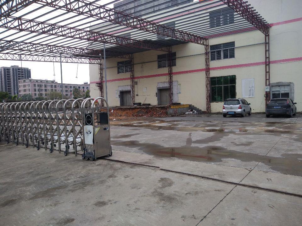 标准独门独院一万两千平标准厂房加钢构一栋