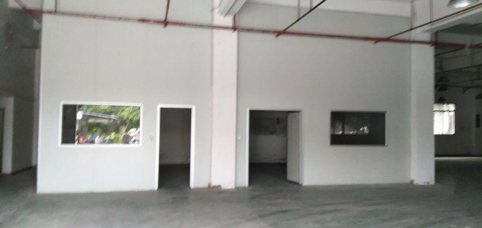 塘厦科苑城标准一楼1400平带办公室出租