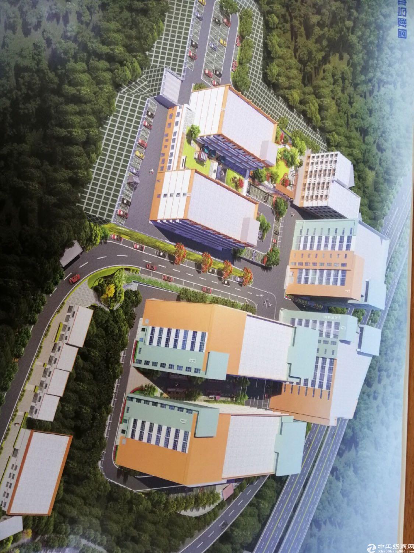 坂田杨美地铁口3楼2200平方厂房仓库出租精装带消防喷淋