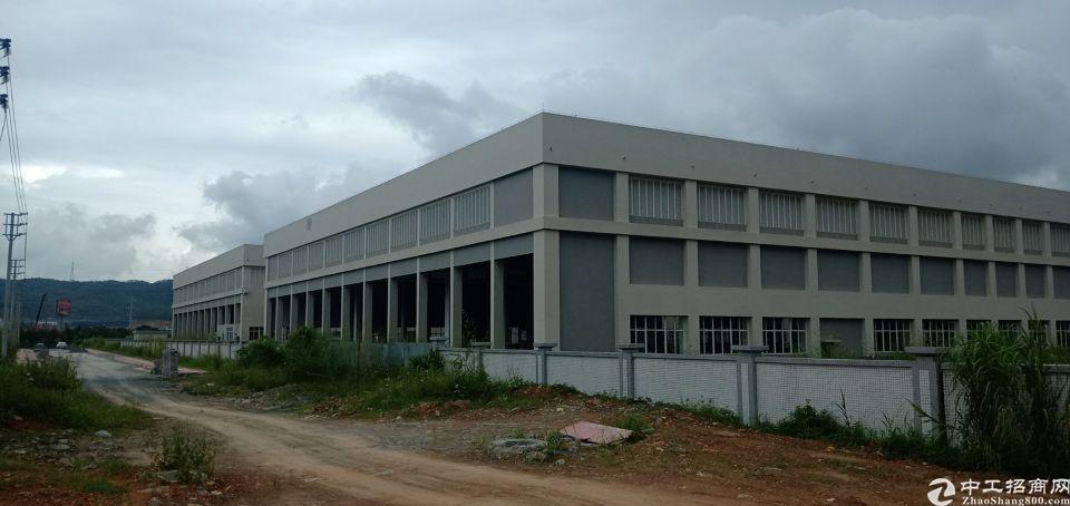 江门占地200亩国有证厂房可改物流用地