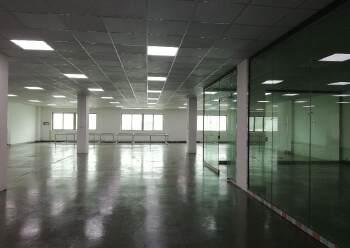 横沥镇中心带装修办公室写字楼出租。图片3
