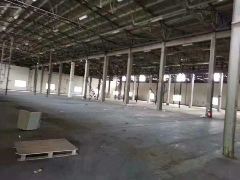 东城物流园带卸货平台仓库