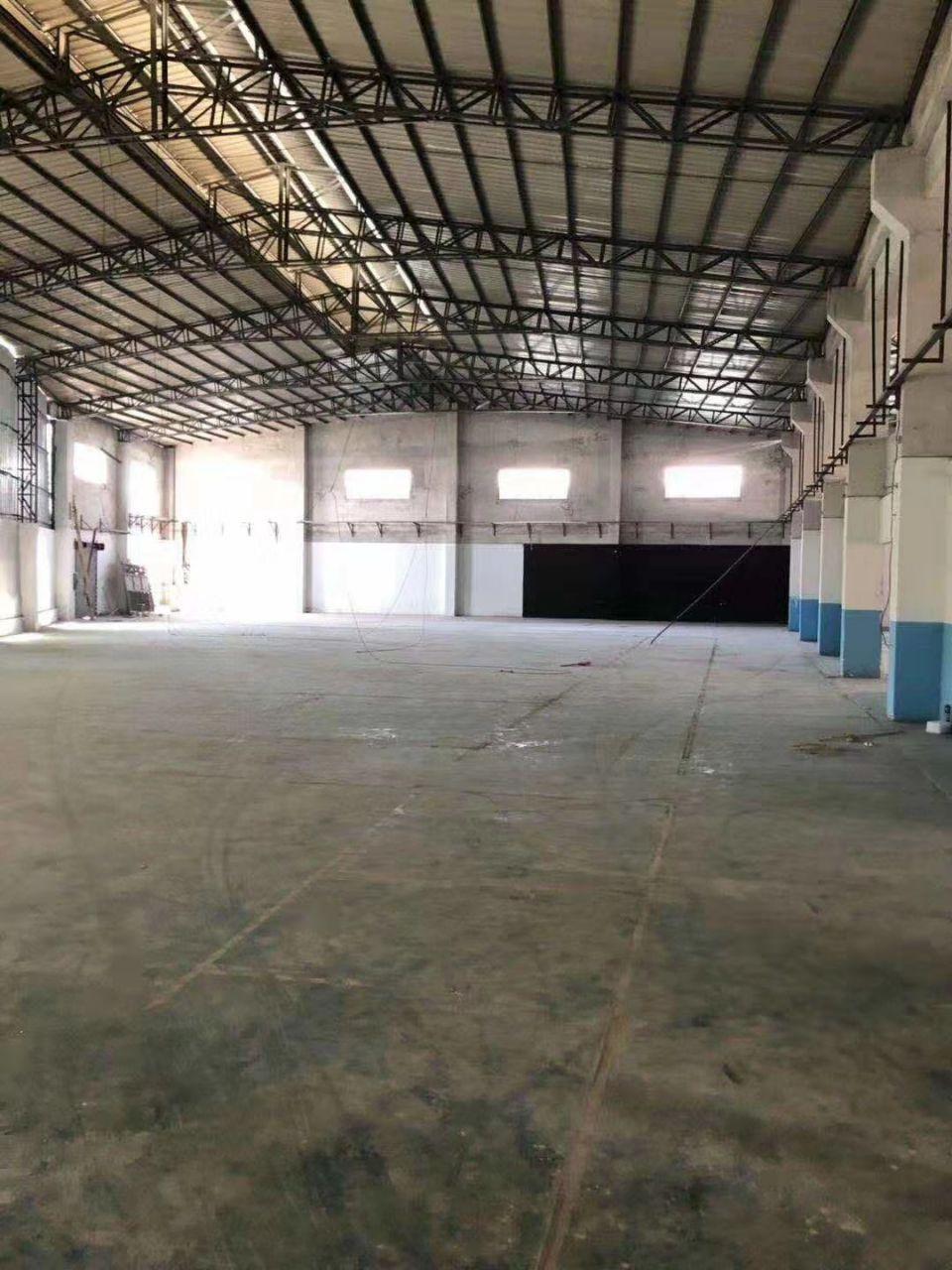 东莞市道滘镇成熟工业区单一层厂房出租