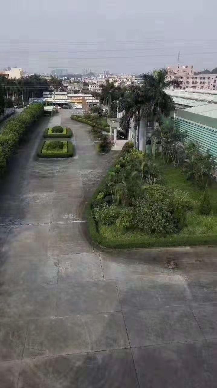 花园式单一层独院仓库出租滴水10米带卸货平台22000平米