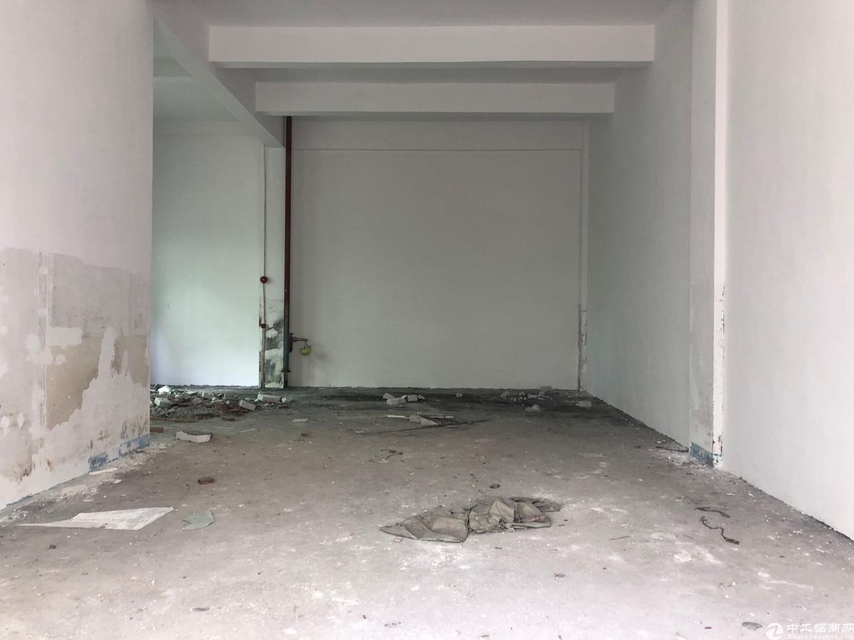 坪山一楼厂房335平方6米高仓库可分租生产加工空地大