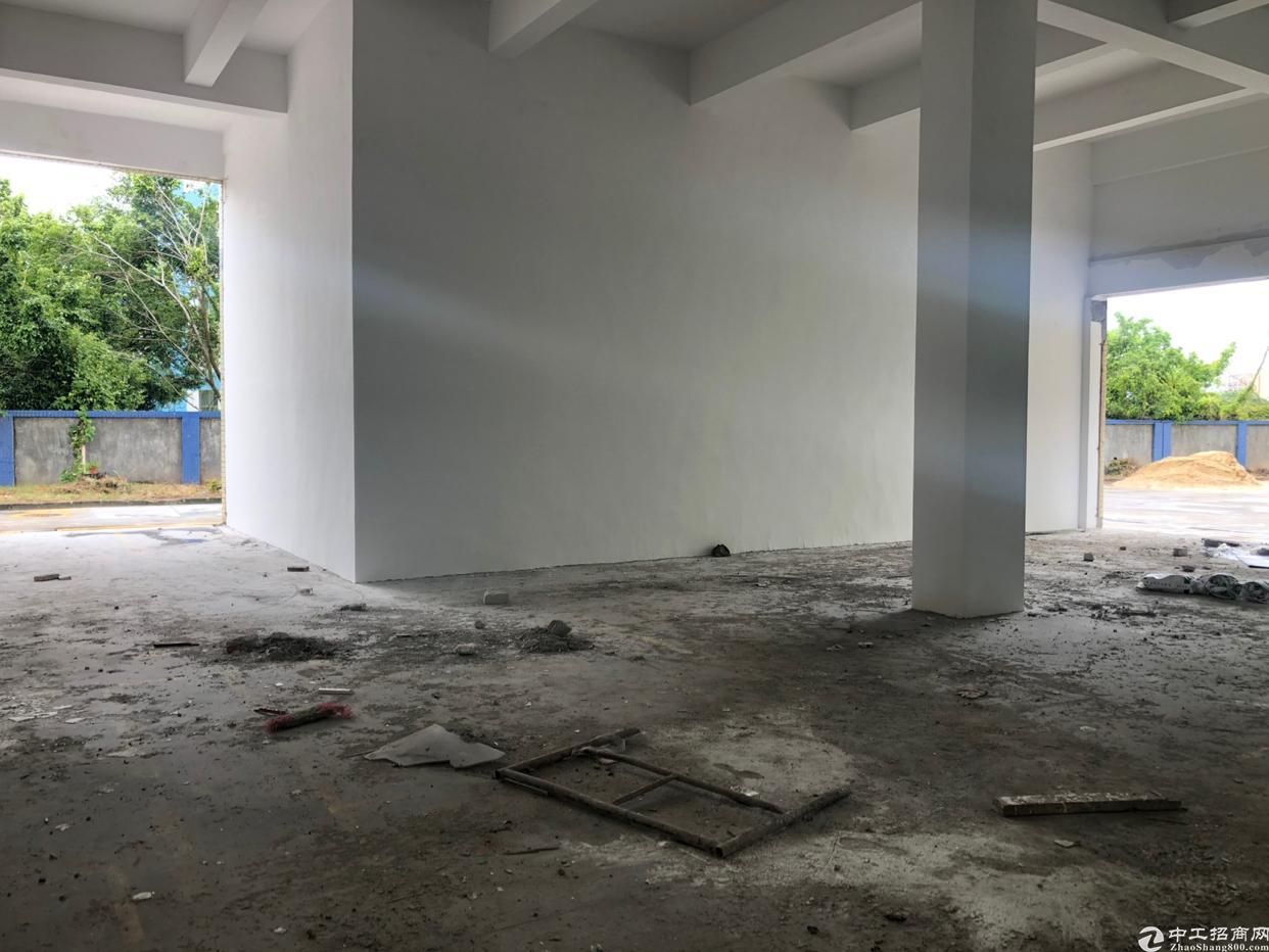 坪山大工业区新出仓库270平方一楼6米高出租