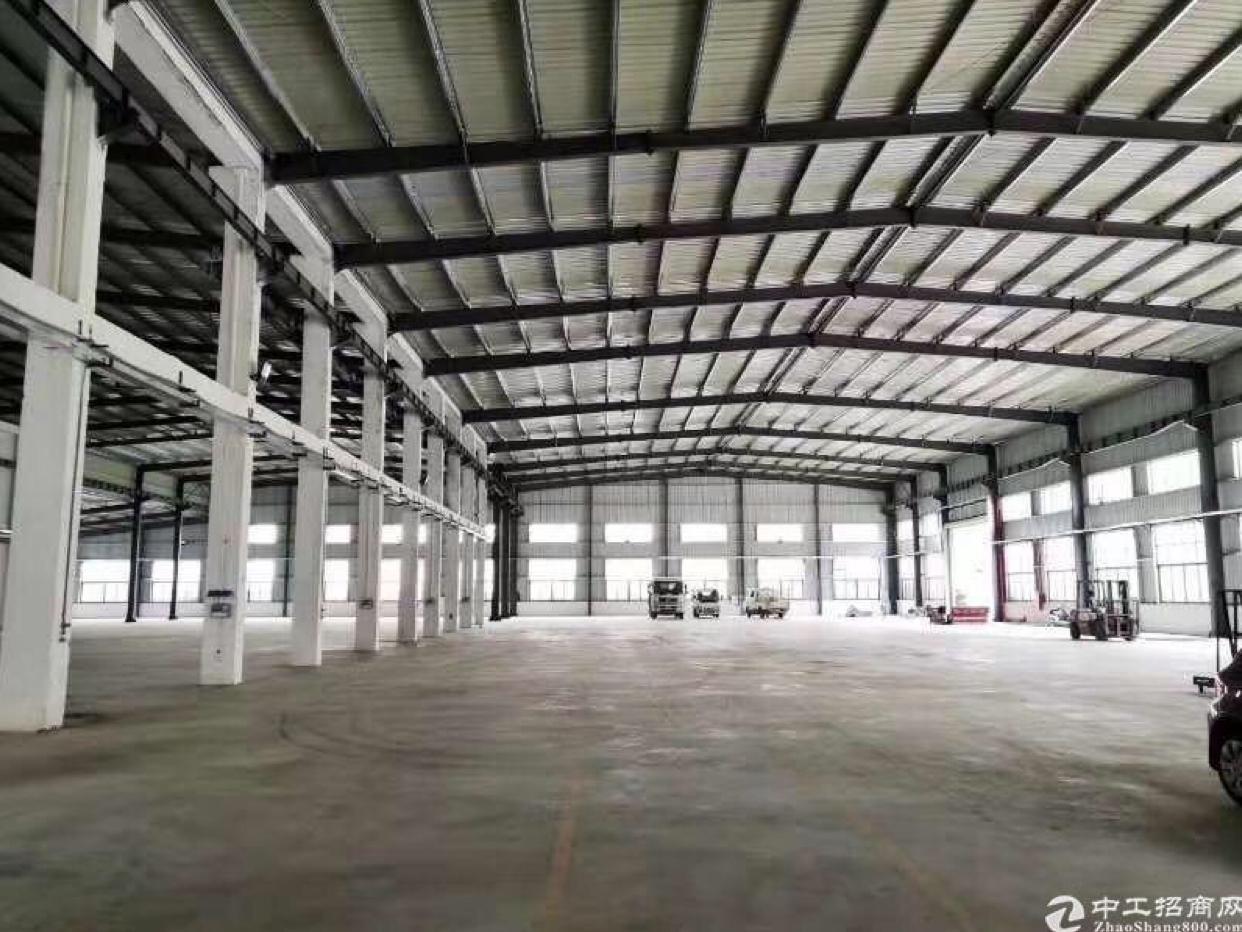 博罗龙溪镇出售占地3800㎡单层不动产权证厂房转让