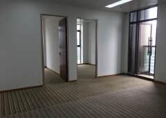 坂田地铁口精装修木地板甲级写字楼150平
