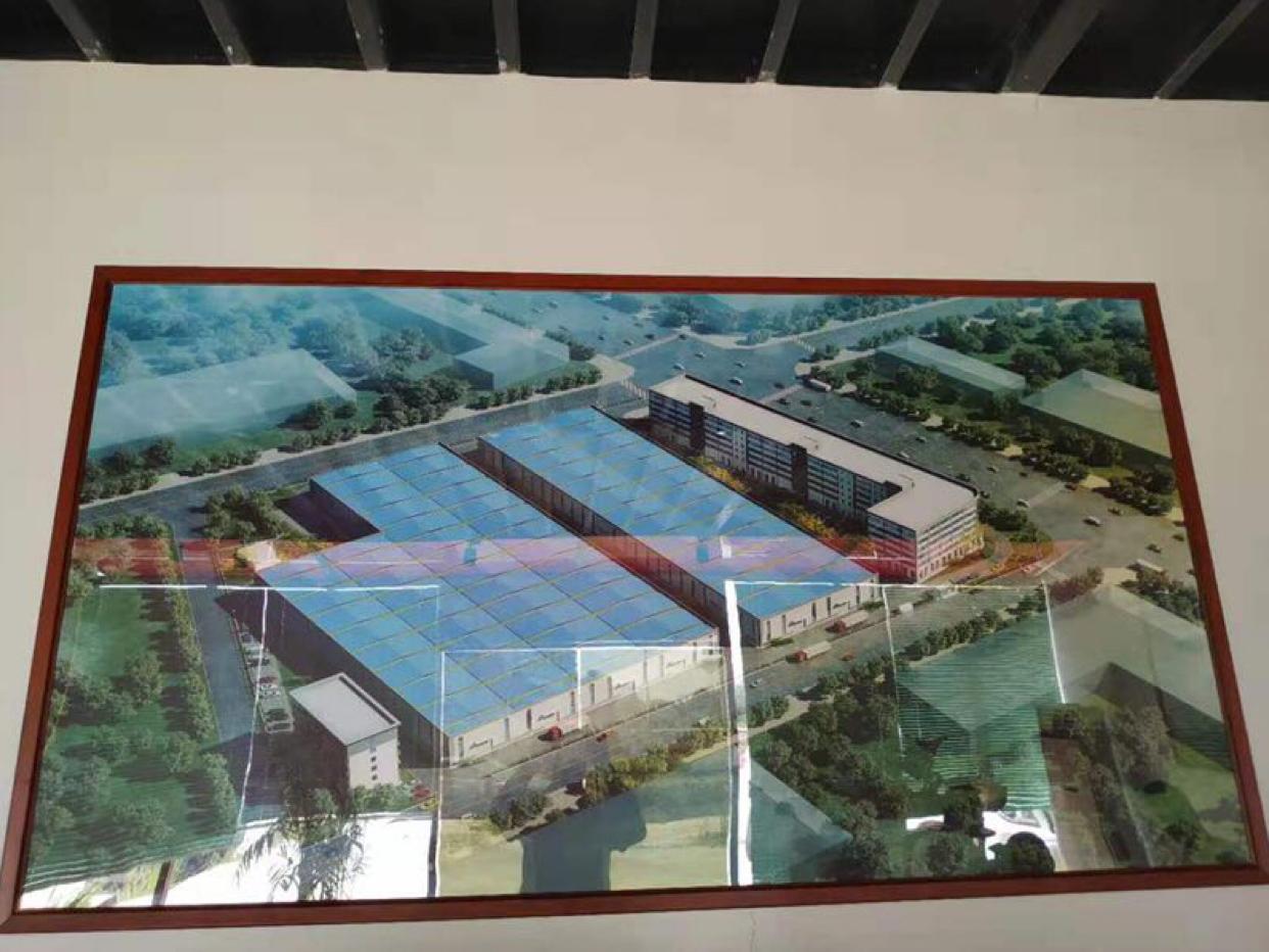 新洲阳逻城区厂房出售,九成新地铁口,交通便利
