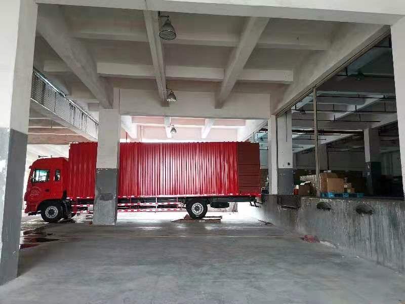 中山项目坡道仓,车可以开到二楼仓库,一共6.6万平方-图3