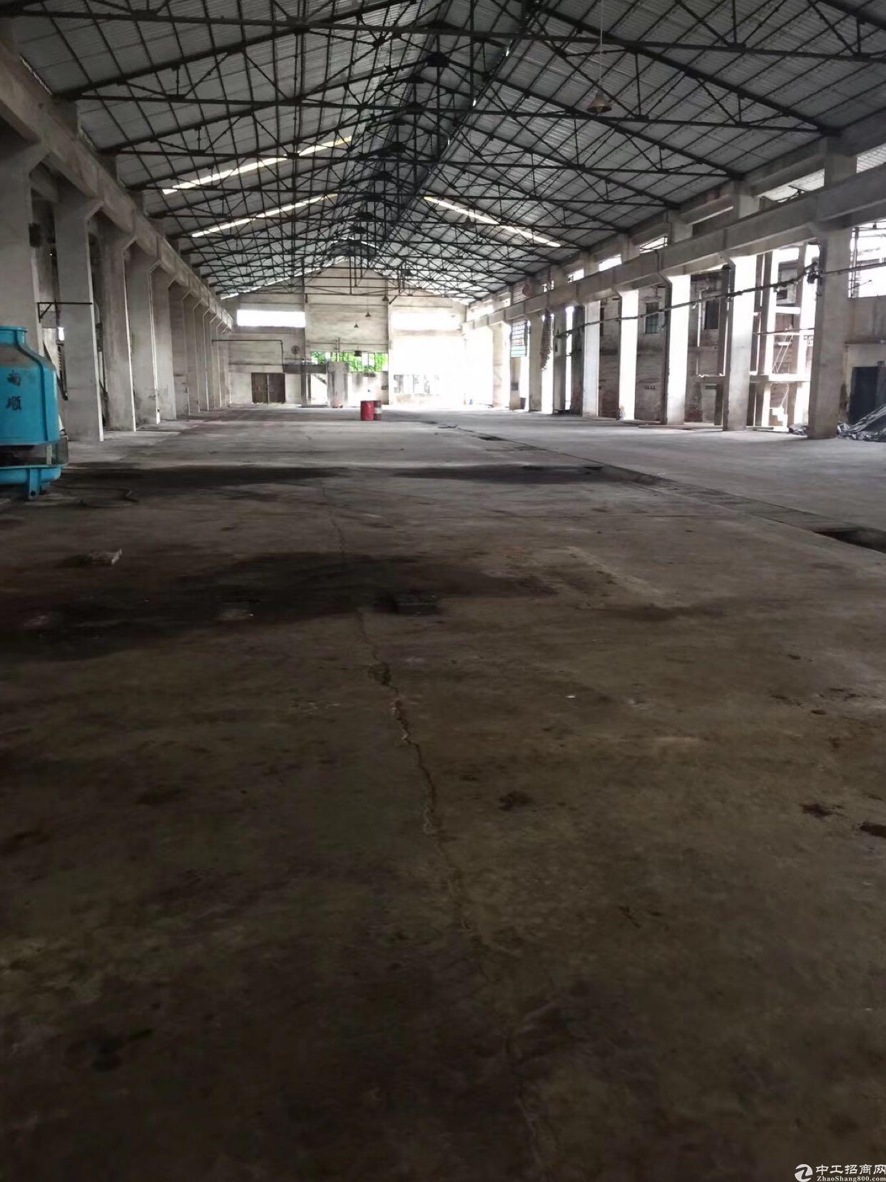 物流用地项目出售完美钢结构厂房