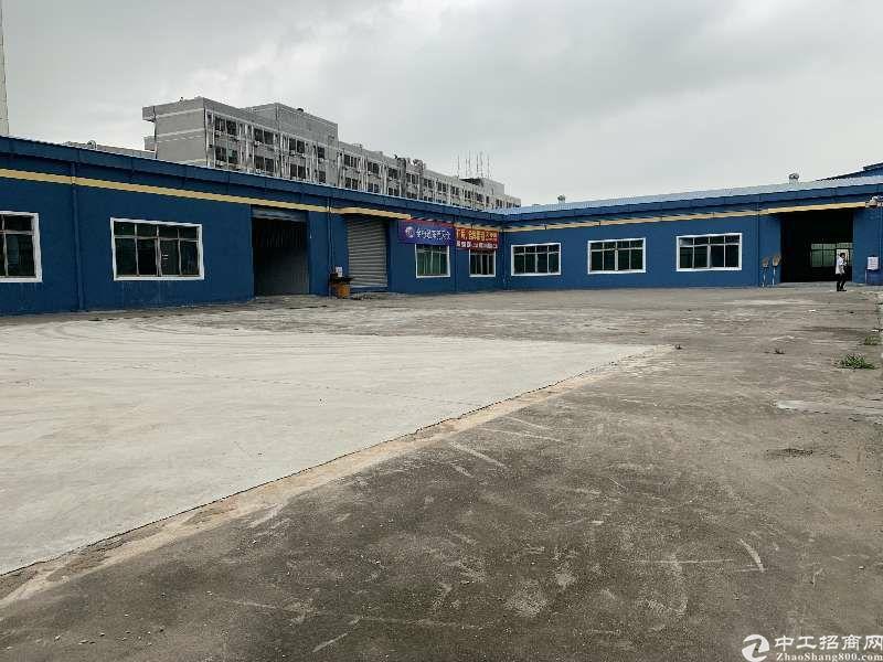 东莞市南城区原房东仓库7000平方米招租,面积实量,交通方便
