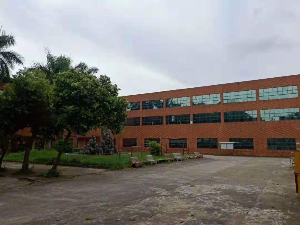 塘厦近常平新出厂房4600平方,原房东带绿化厂房-图4