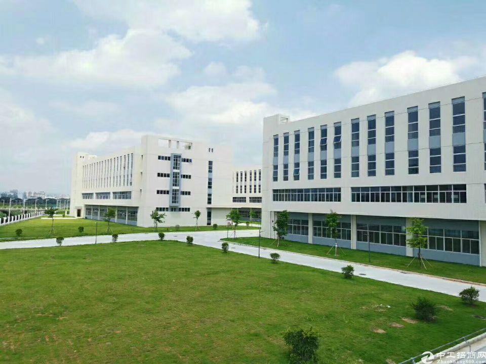 广州新塘镇国有双证独院厂房27000㎡出售位置佳交通便利