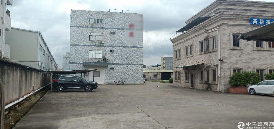大岭山周边新出占地10671平米建筑7200平米低价急出售