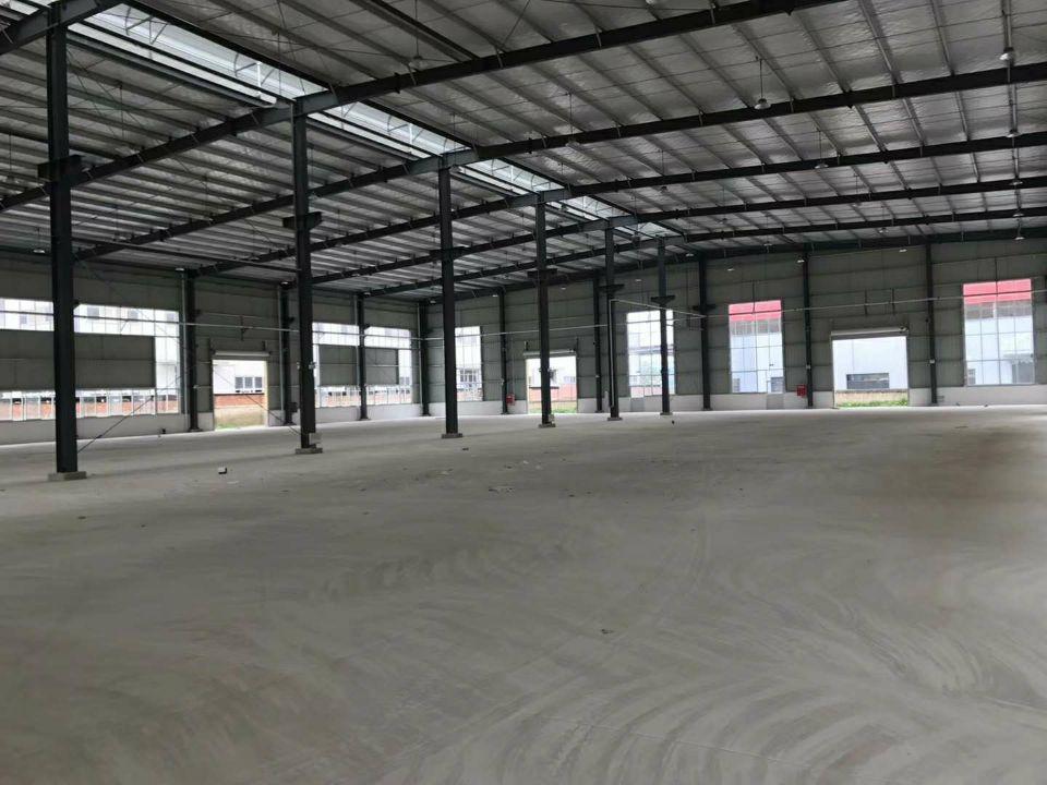 彭州单层钢结构五十年产权厂房出售