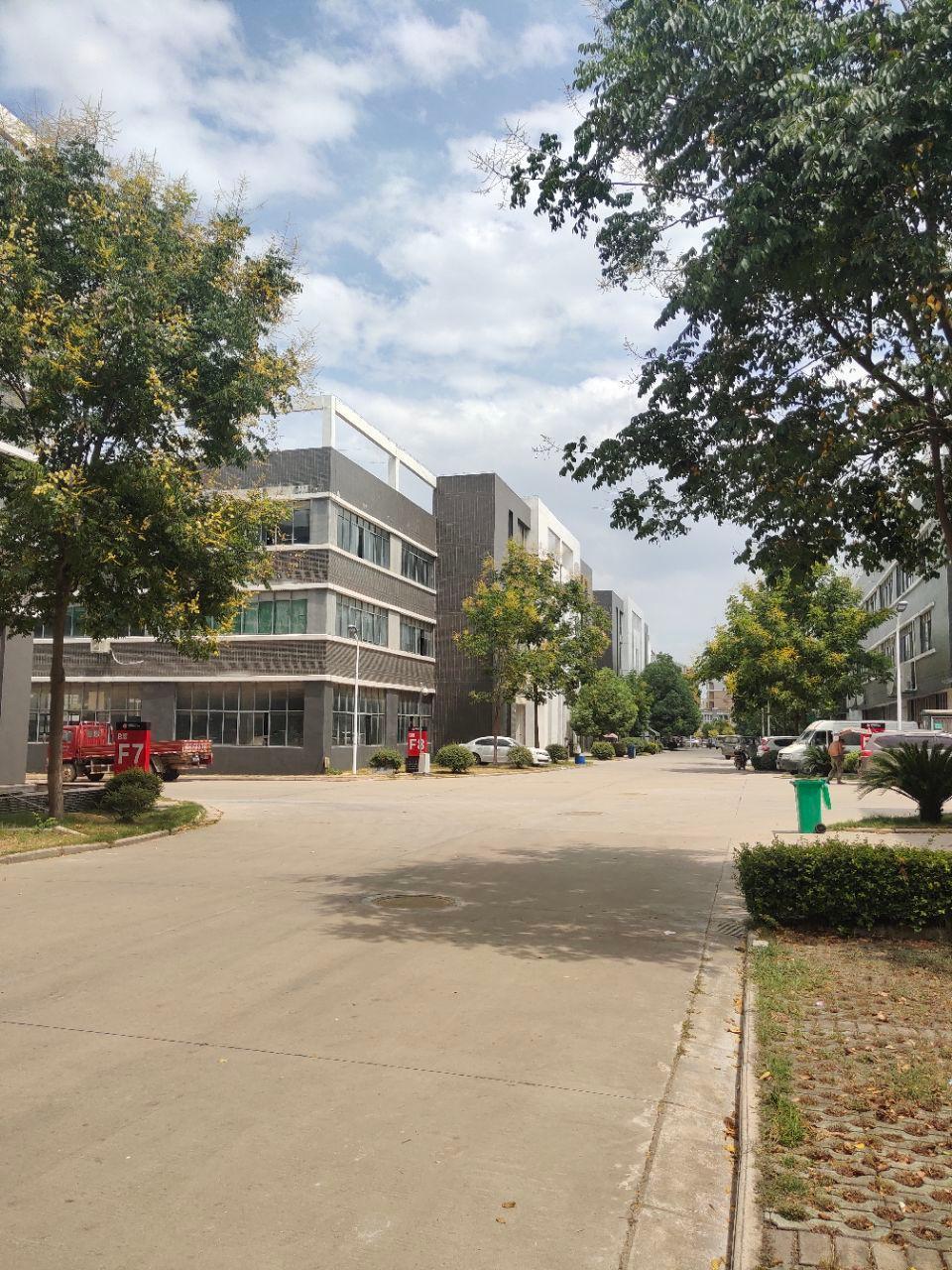 新洲阳逻2500平米独栋厂房出售
