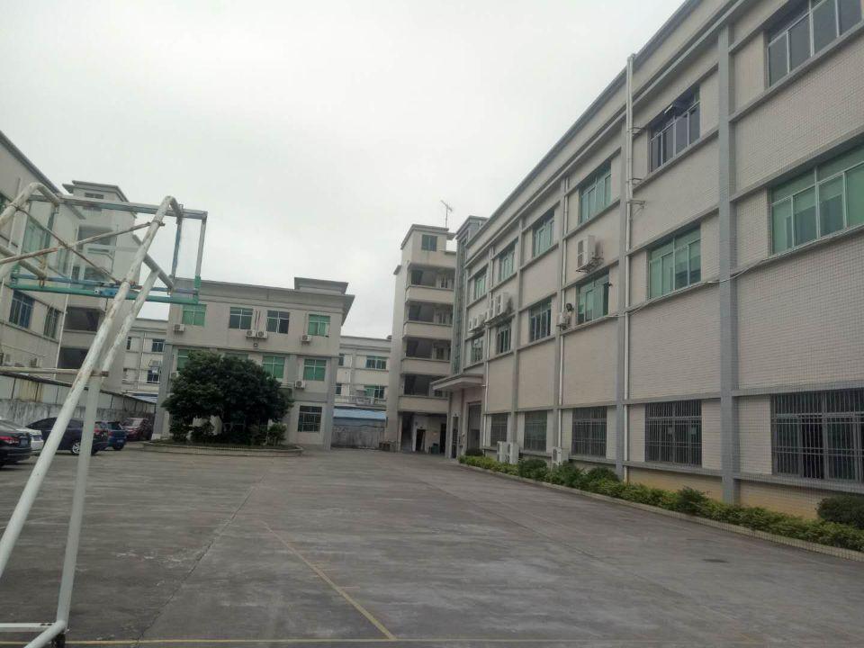广州新塘镇国有双证独院厂房7700㎡出售形象好位置佳