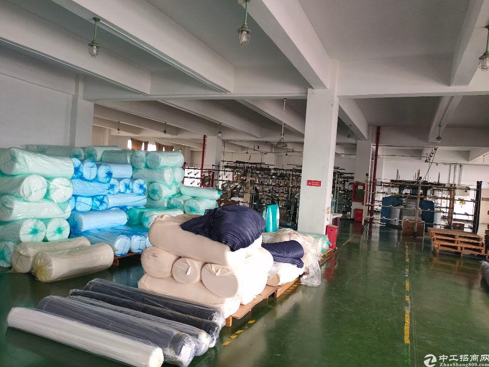 松岗江边新出楼上980平方带装修厂房-图6