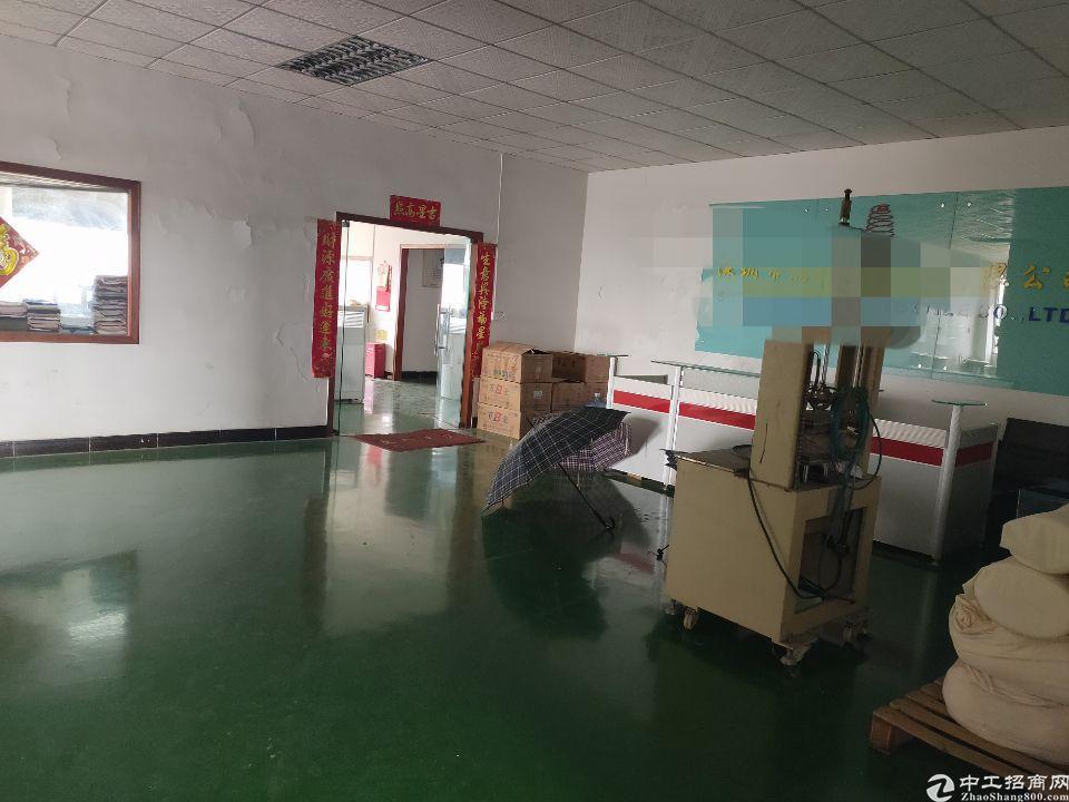 松岗江边新出楼上980平方带装修厂房-图5