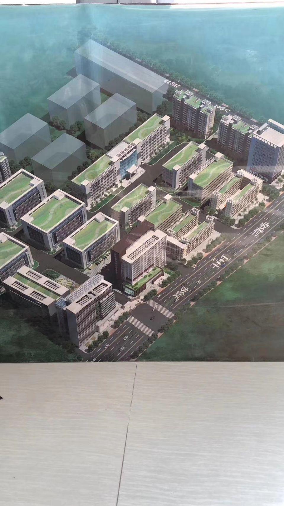 建筑12万平方标准厂房出售