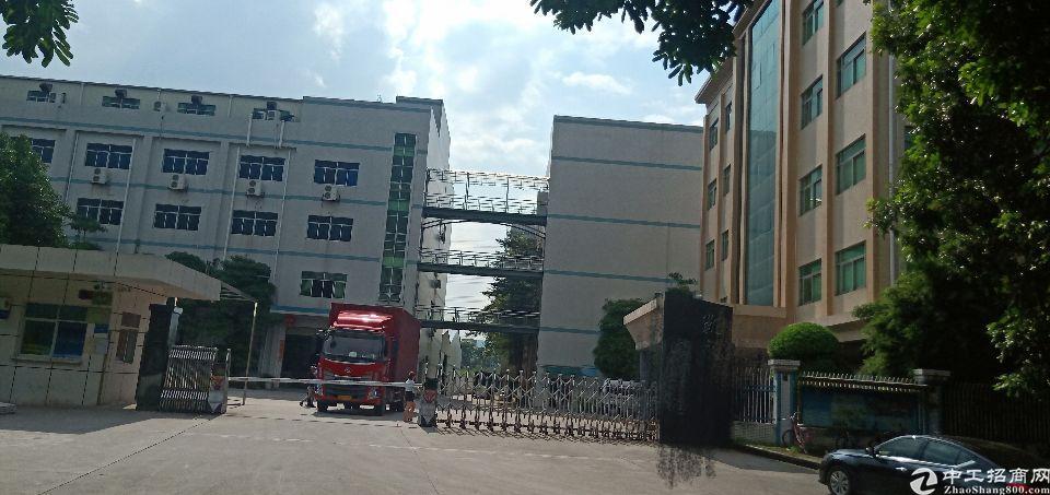 大岭山新国有证厂房35000平米,占地20000平米,双证齐