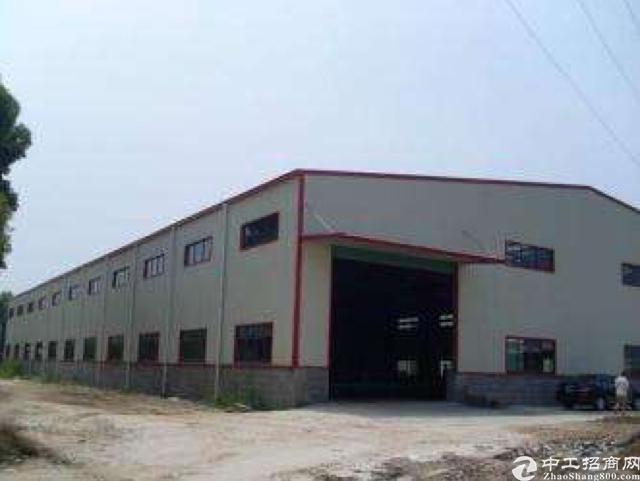 惠州长宁占地70006m²,建筑5000m²厂房出售