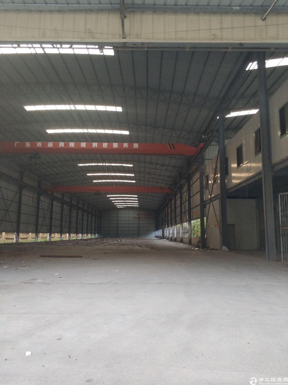 厂房形象好空地大可以分租园区做重工业滴水12米高电可过户