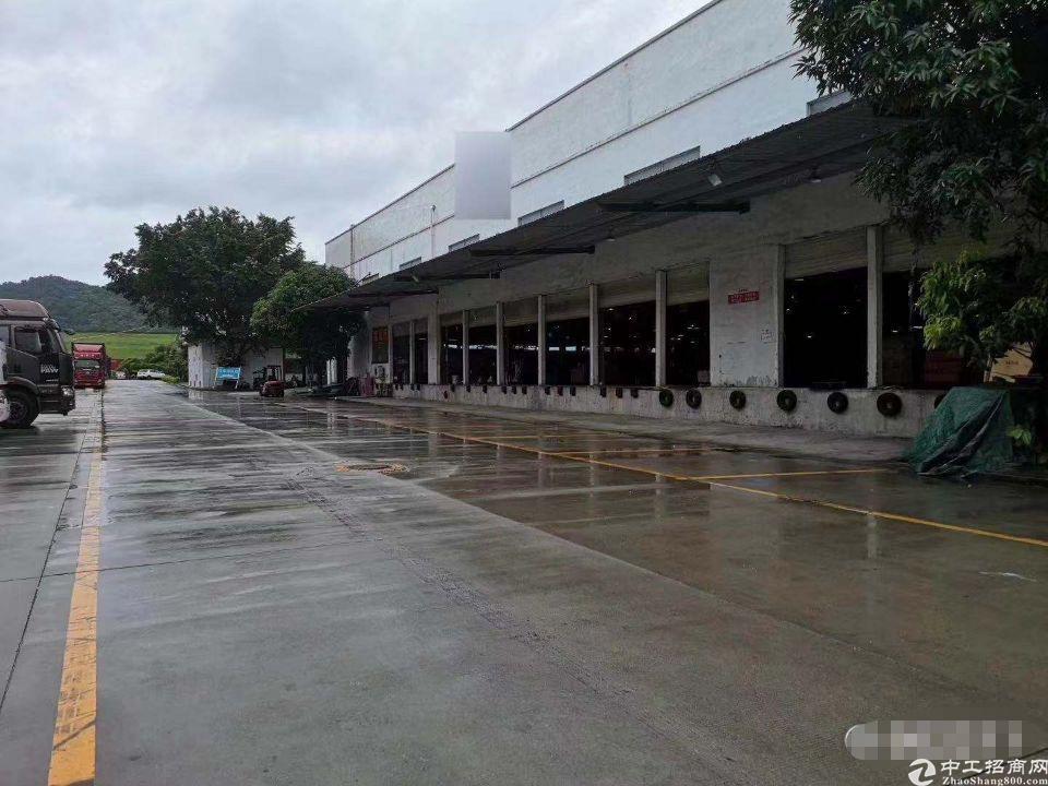 龙华大浪文化产业园旁新出标准物流仓库单一层3000平