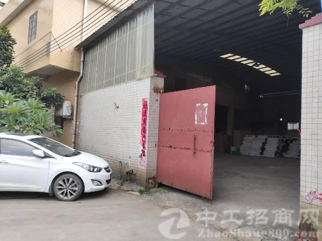 厚街镇三屯村靠近道滘独院钢构厂房仓库出租,有办公室宿舍。