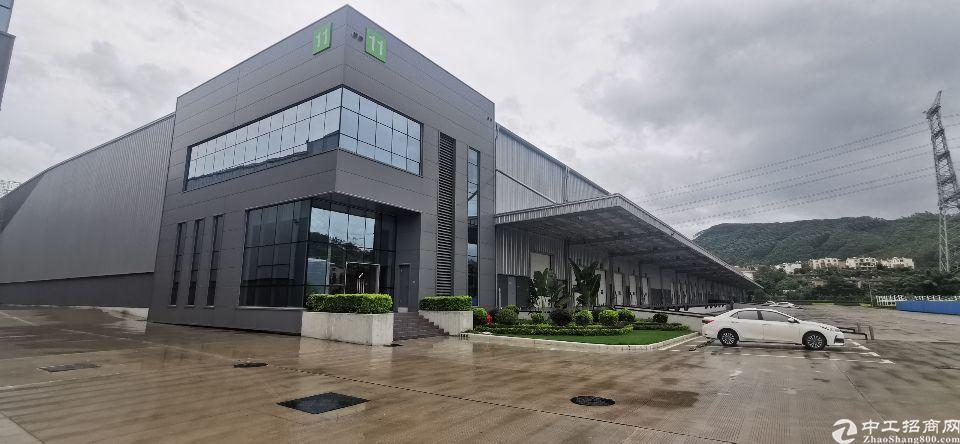 惠州市惠阳三和经济开发原房东红本物流仓5700平方丙二类消防