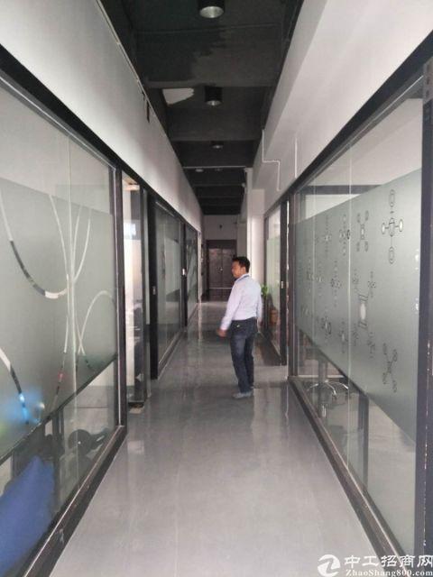 西乡新安74区新出2楼上960平标准厂房仓库出租