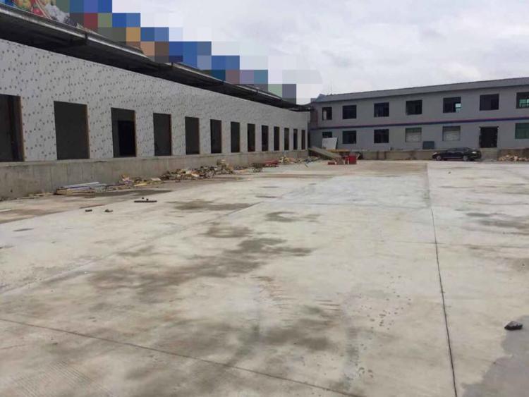 平湖海吉星边上独门独院新建冻库仓库出租,6000平方大小分租