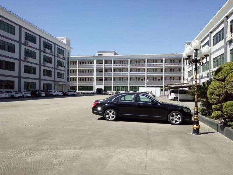 广州增城占地30.4亩建筑54000㎡国有双证厂房出售
