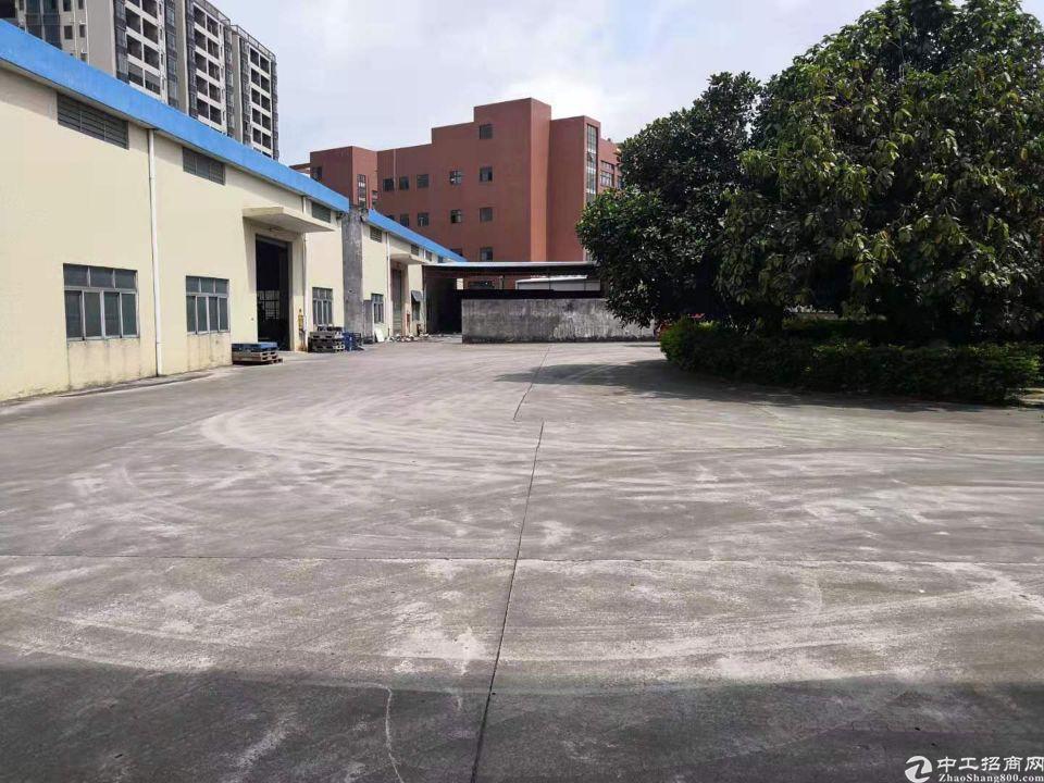 原房东花园单一层厂房3800