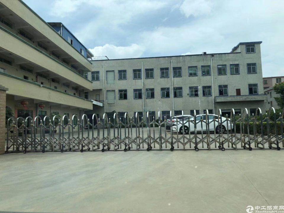 中堂镇占地2000平可改酒店的厂房出售