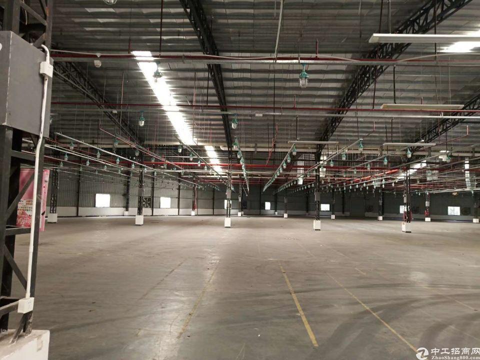 东城工业区内单一层厂房10000平方,可以分租,合适做仓库