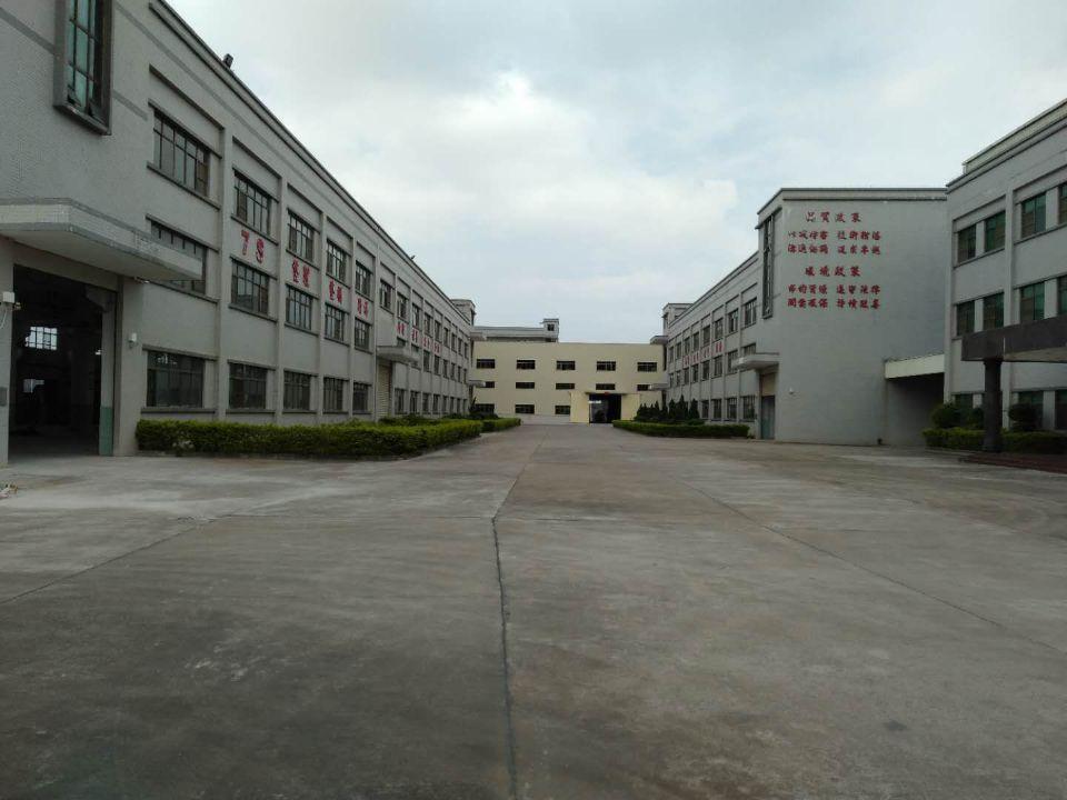 广州增城占地22.5亩建筑29500㎡国有双证厂房出售