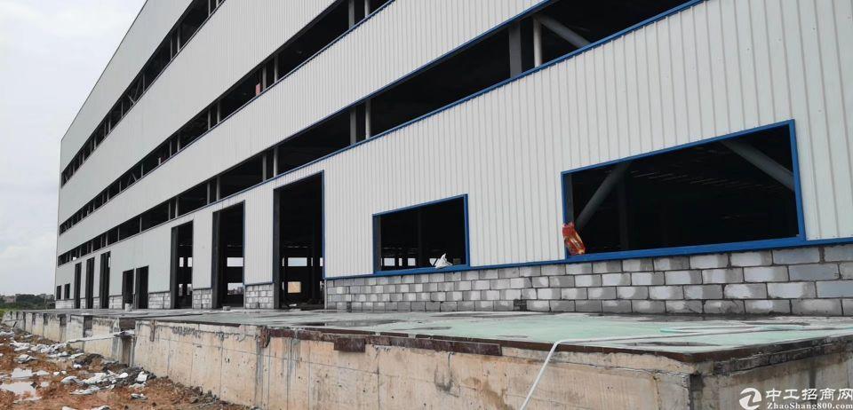 东莞沿江高速附近全新三层物流仓库