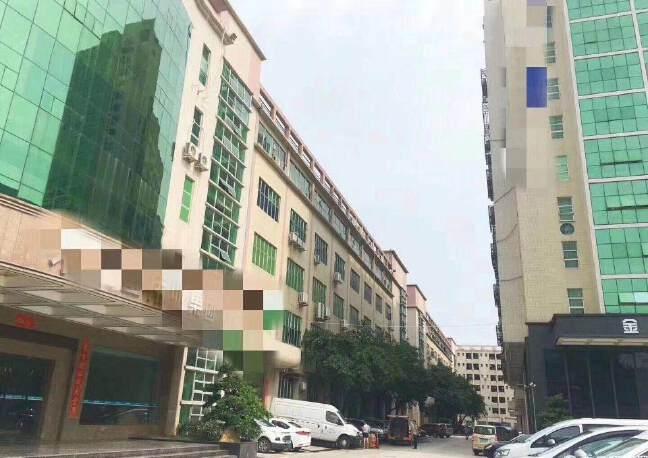 福永塘尾原房东楼上840平,带红本,随时空