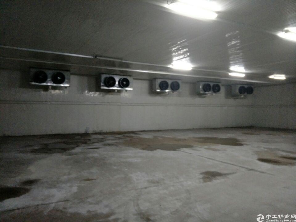 1700平米多温生鲜冷库出售