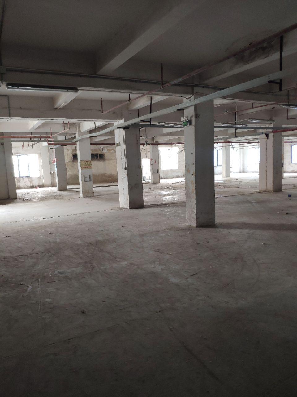 石碣镇标准二楼800方,5吨货梯
