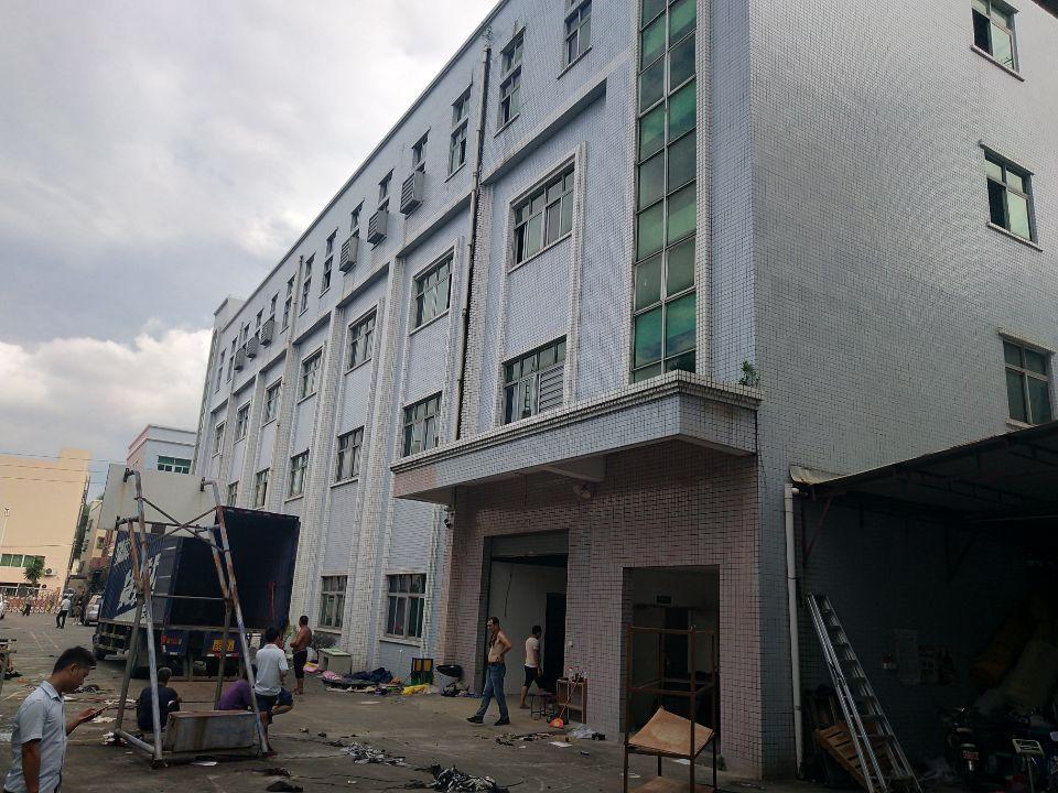 大朗镇松柏朗村原房东7500平方独院厂房出租