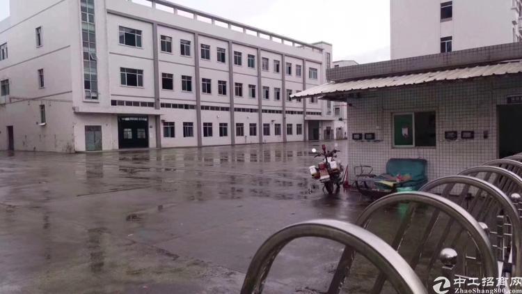 官井头注塑厂房出租一二楼厂房共2500平方出租近